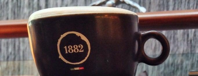 Caffé Vergnano is one of For the discerning Dubai diner..