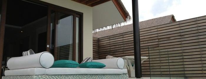 Water Villas is one of Posti che sono piaciuti a Amal.