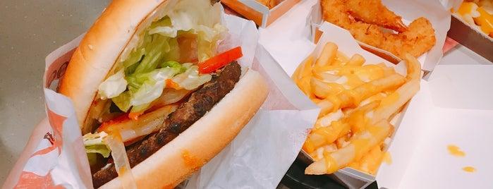 Burger King is one of Meri : понравившиеся места.