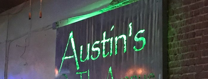 Austin's is one of FOOD in Dallas-Ft Worth Metroplex.