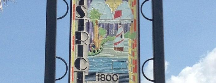 Deco District is one of San Antonio.