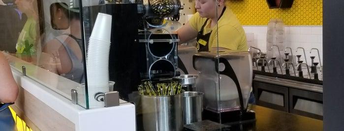 BubbleBee is one of Tempat yang Disukai Cynthia.