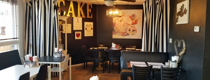 Sugar Jam Bake Shop & Bistro is one of Eats.