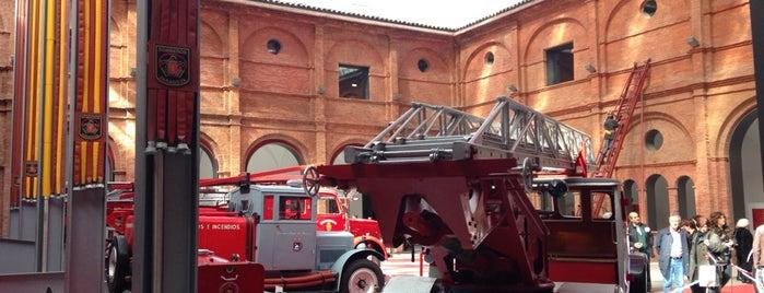 Museo del Fuego y los Bomberos is one of Orte, die alejandro gefallen.