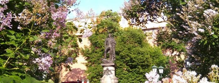 Памятник Александру I is one of Lugares favoritos de Draco.