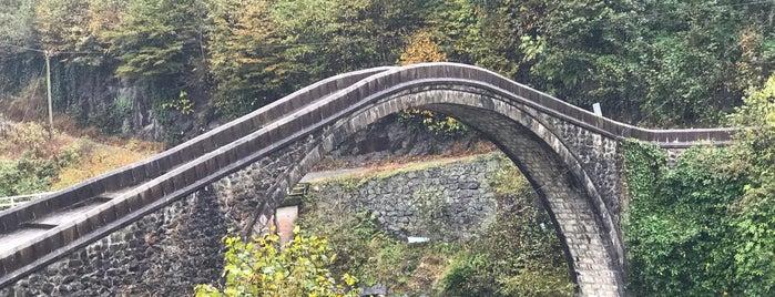 Çiftekemer Köprüsü is one of 🇹🇷İbrahim'in Beğendiği Mekanlar.