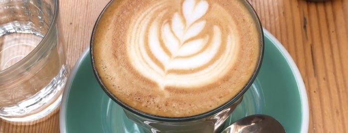 The Vertue of the Coffee Drink is one of Melbourne, VIC, Australia.
