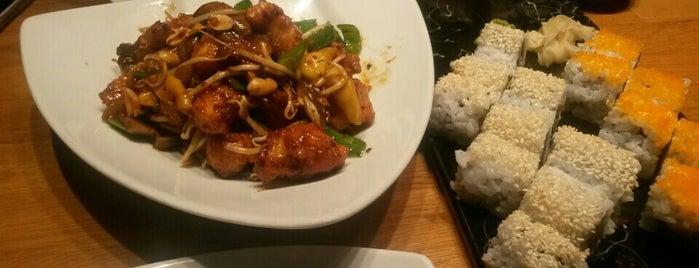 Chineese Express Caddebostan is one of Best Far East Restaurants In Turkey.