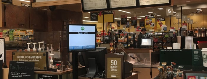 Starbucks is one of Kara : понравившиеся места.