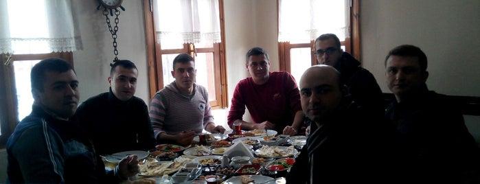 Lezzet Konağı is one of Orte, die Bülent gefallen.
