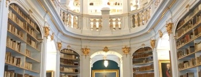 Herzogin Anna Amalia Bibliothek is one of Weimar.
