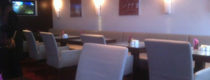 Sheraton Club Lounge is one of breakfast.