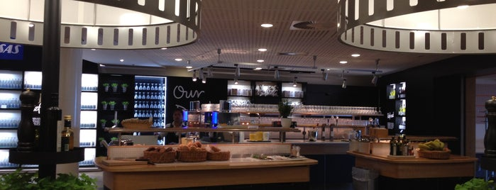 SAS Business/Scandinavian Lounge is one of Orte, die Ketil gefallen.