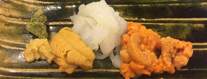 Uwotoku is one of Tokyo Sushi.