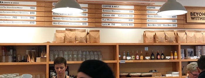 Madal Cafe - Espresso & Brew Bar is one of Want to Try.