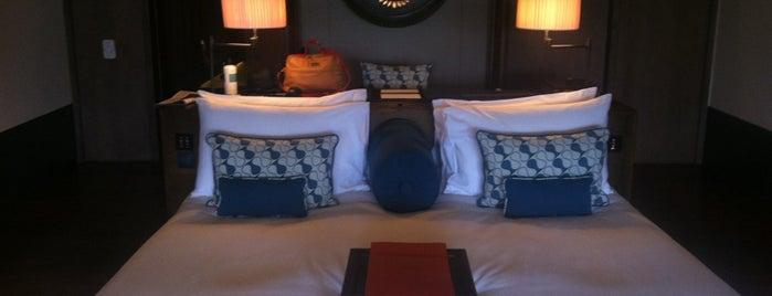 Fairmont Sanur Beach Bali is one of Modern Lux Hotels.