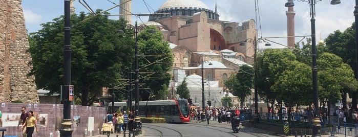 Binbirdirek is one of İstanbul Mahalle.