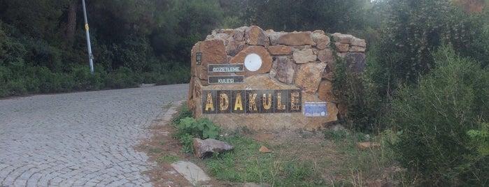 Adakule is one of istanbul gidilecekler anadolu 2.