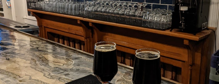 Cotton House Craft Brewers is one of Breweries or Bust 3.