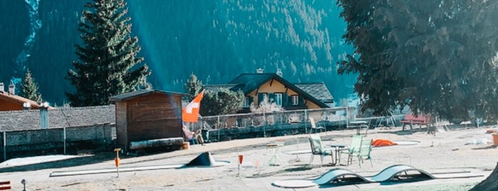 Grindelwald is one of Part 3 - Attractions in Europe.