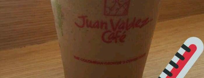 Juan Valdez Café is one of Espiranza's Liked Places.
