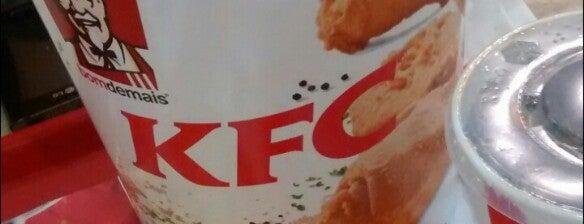 KFC is one of Tempat yang Disukai Telma.