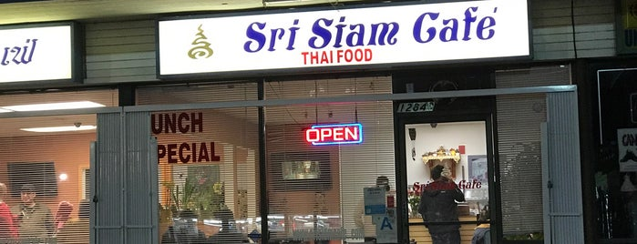 Sri Siam Cafe is one of Restaurants in the Valley.