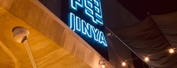 Jinya Ramen Bar is one of st'ın Beğendiği Mekanlar.