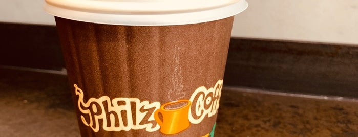 Philz Coffee is one of Lara : понравившиеся места.