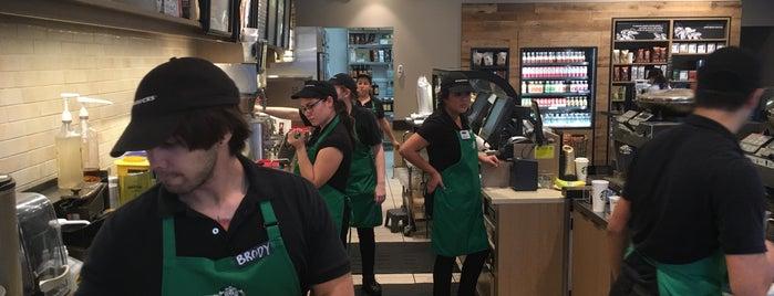 Starbucks is one of สถานที่ที่ Brittany ถูกใจ.