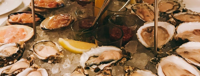 The Oyster Bar is one of Dining.