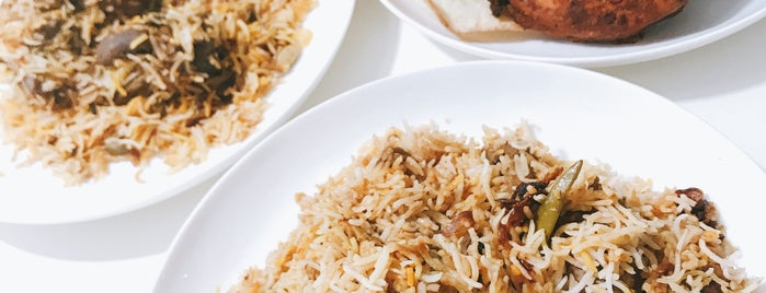 Bismillah Biryani is one of Sing Some More.