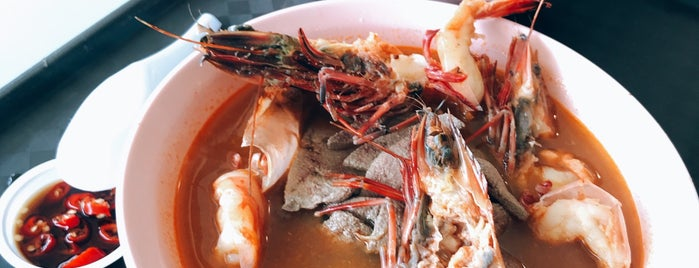 Whitley Rd Big Prawn Noodle is one of シンガポール/Singapore.