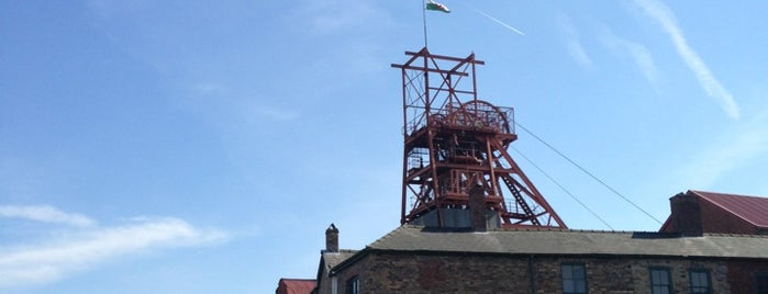 Big Pit National Coal Museum is one of Went Before 5.0.