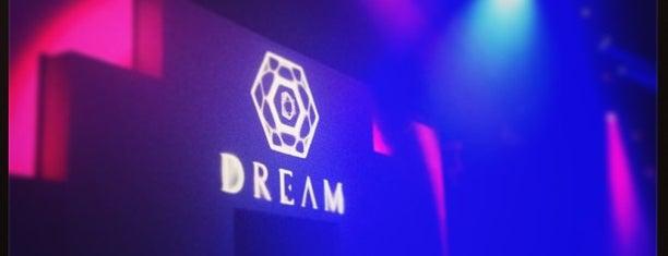 Club Dream is one of Gespeicherte Orte von Edward.