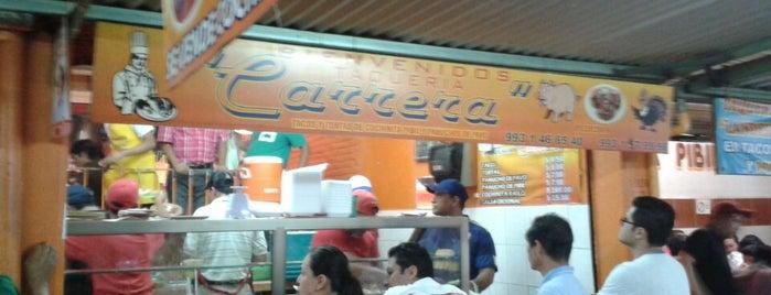 Tacos Carrera is one of Locais salvos de Alejandro.