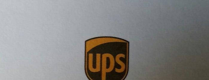 UPS Central Office is one of İstanbul Etiket Bonus Mekanları #1 💱💲💵🍀.