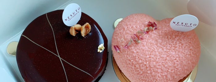 Nesuto Patisserie is one of Singapore 2019.