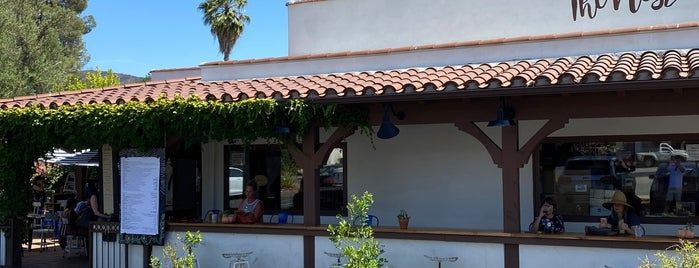 The Nest is one of Ojai.