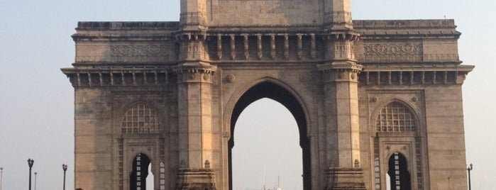 Gateway of India is one of 2017 City Guide: Mumbai.