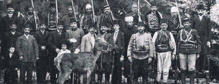 Enver Pasa Kabristani is one of Gidilecek.
