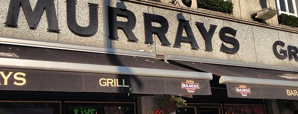 Murray's Bar is one of In Dublin's Fair City (& Beyond).