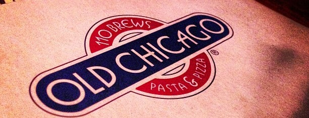 Old Chicago is one of Places to Eat.