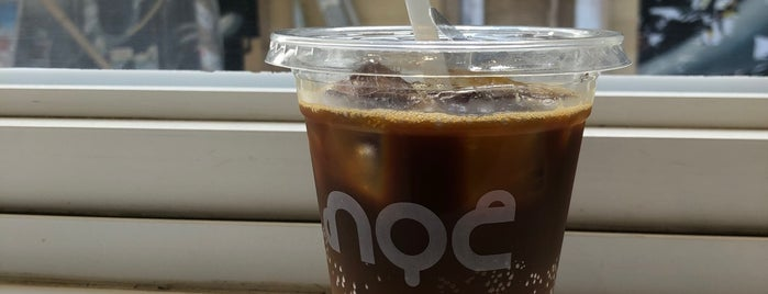 NOC Coffee is one of Hong Kong.