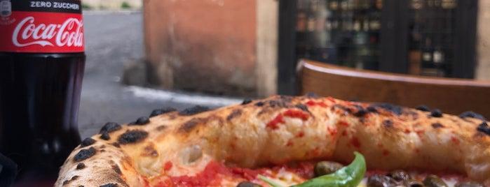 Il Piccolo Buco is one of Rome Pizza.