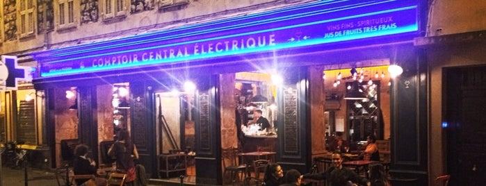 Le Comptoir Central Électrique is one of Nice.