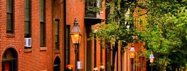 Beacon Hill is one of Boston, MA.