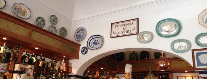 Tasquinha do Oliveira is one of Orte, die MENU gefallen.