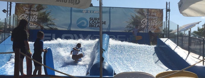 Surf Lounge Ibiza is one of Ibiza.