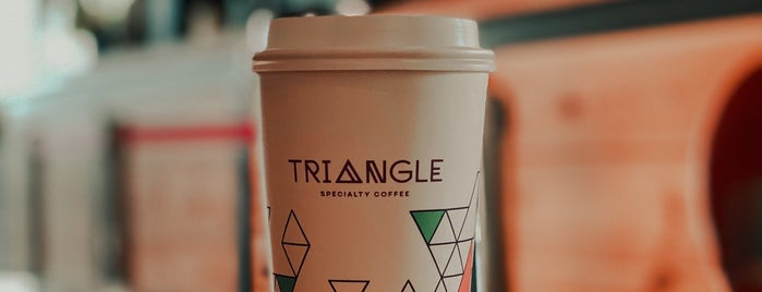 Triangle Specialty Coffee is one of Ahsa, SA.